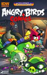 HCF 2014 ANGRY BIRD COMICS MINI COMIC PACK