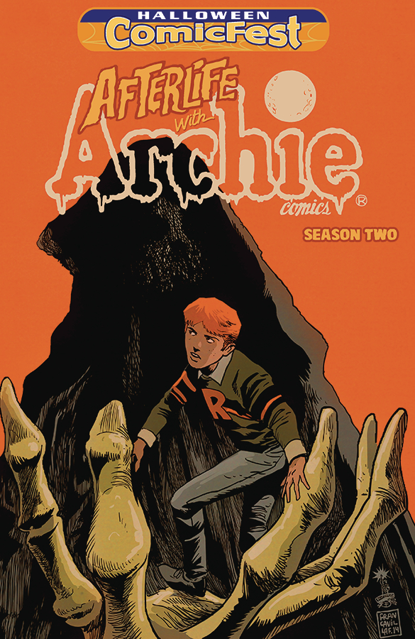 HCF 2016 AFTERLIFE WITH ARCHIE SEASON TWO