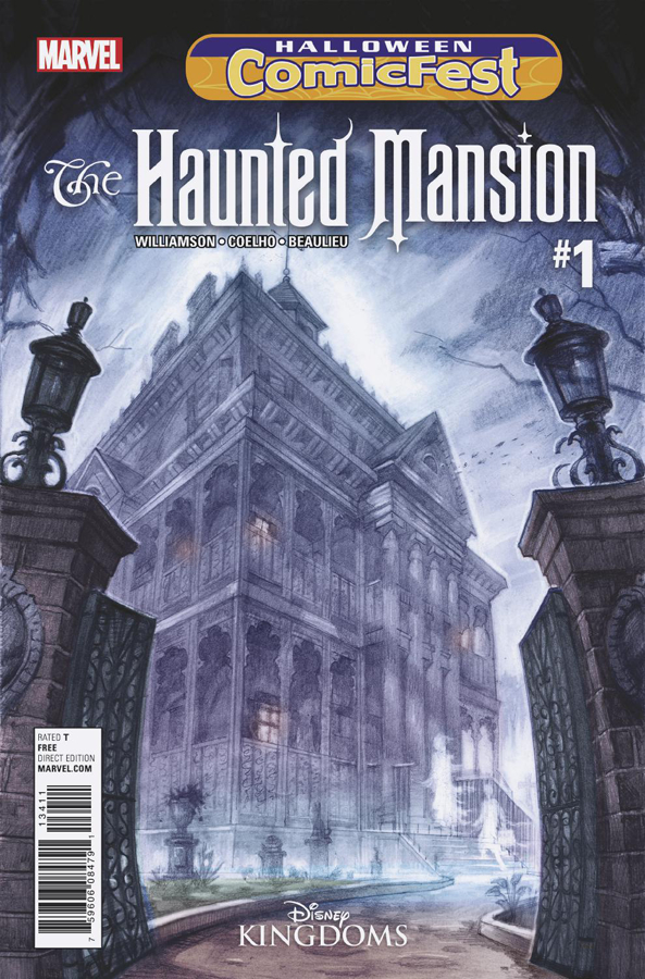 HCF 2016 HAUNTED MANSION #1