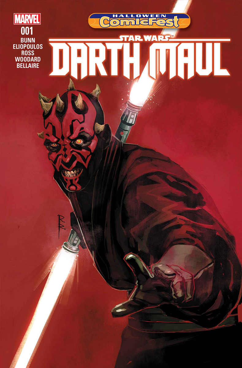 HCF 2017 DARTH MAUL #1