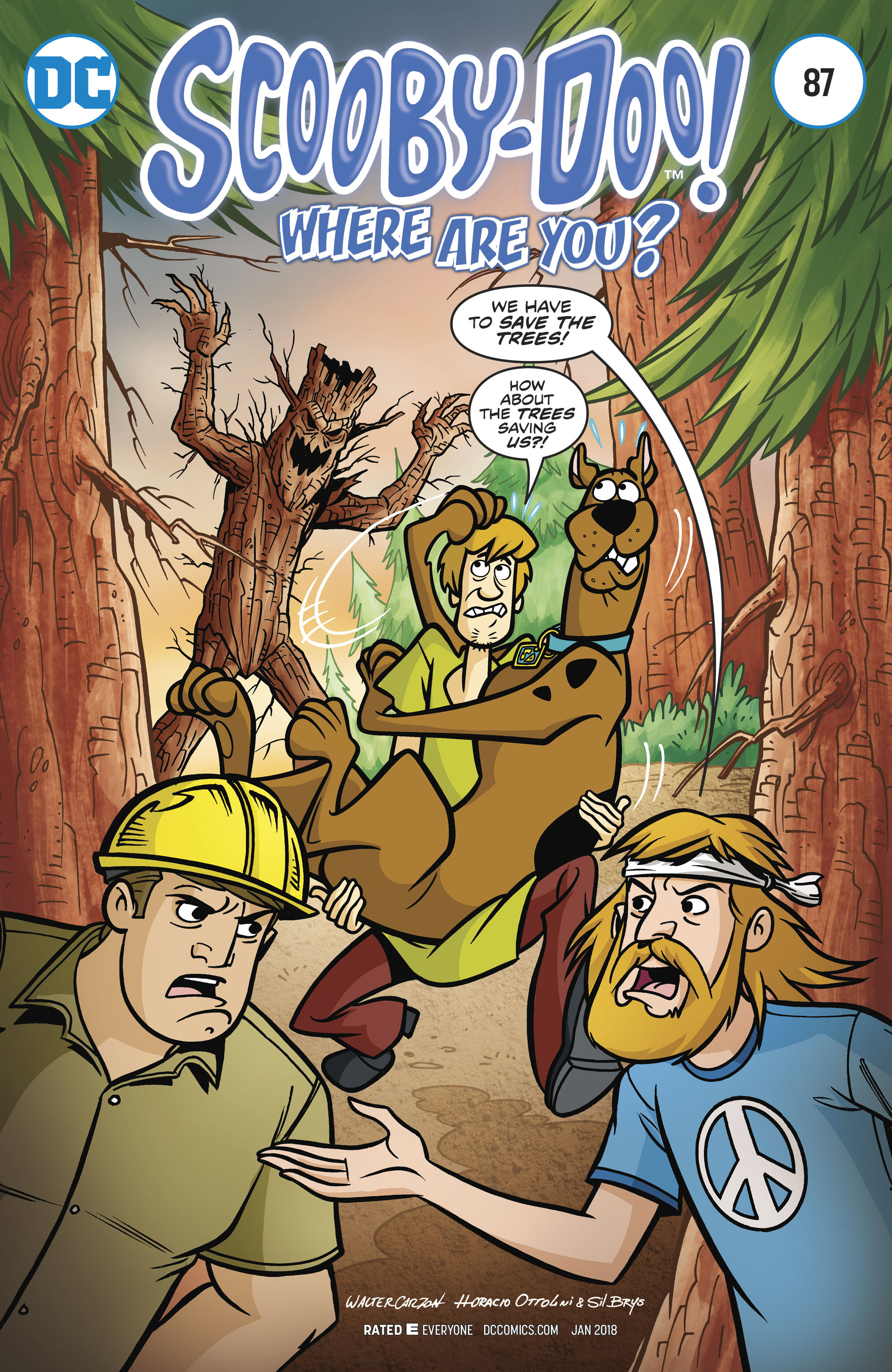 sep170397 - scooby doo where are you #87 - halloween comic fest