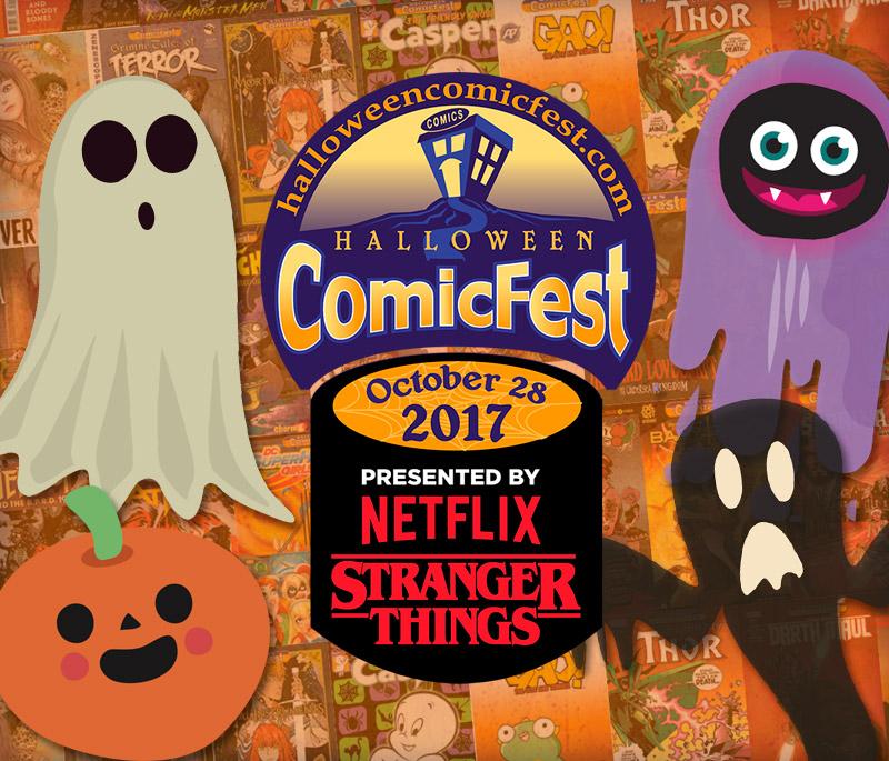 What is Halloween ComicFest? - Halloween Comic Fest