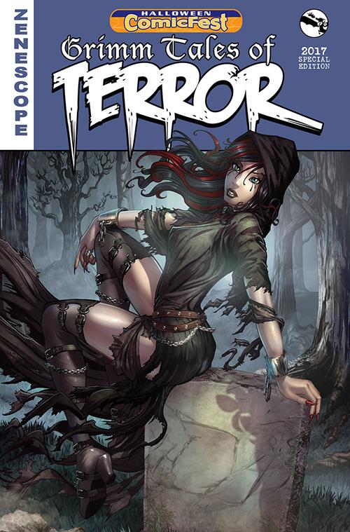 Halloween Comicfest 2017 Full List Of Comic Books