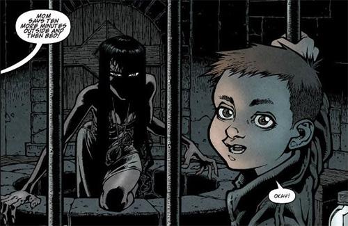 Masters of Horror Comics: Locke & Key - Halloween Comic Fest