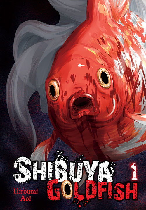 Halloween ComicFest, HCF, manga, Shibuya Goldfish, Yen Press